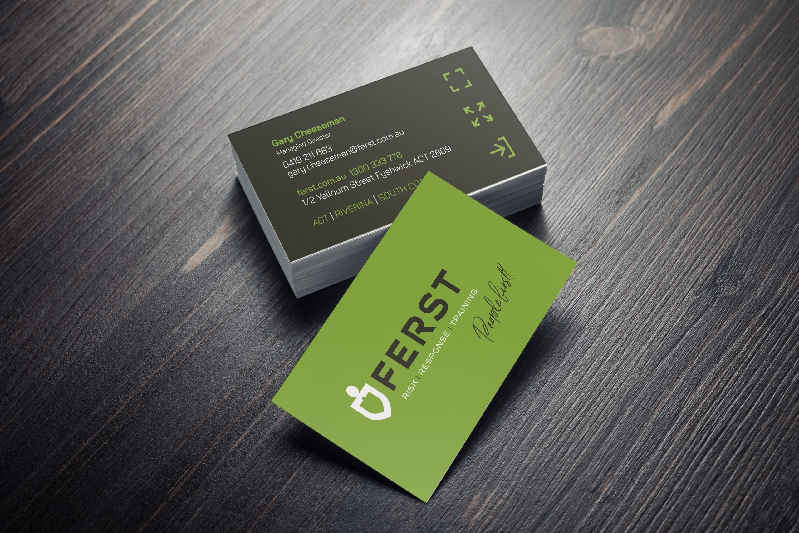 FERST Business cards